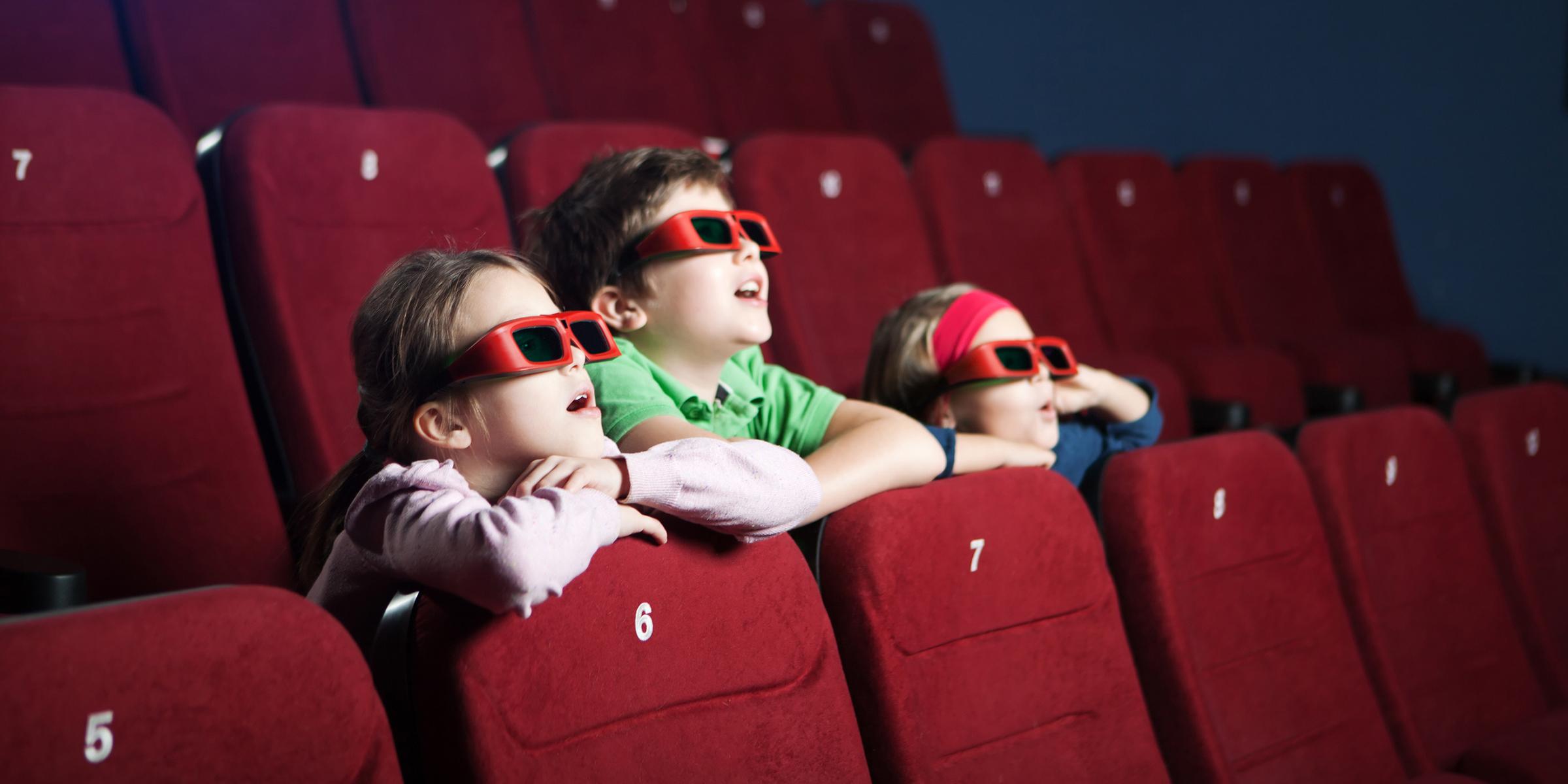 Как детям сделать кино