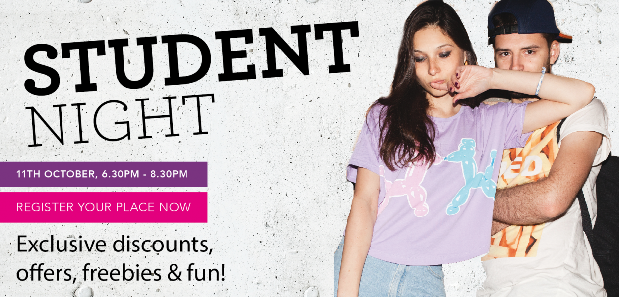 Student Night The Galleria