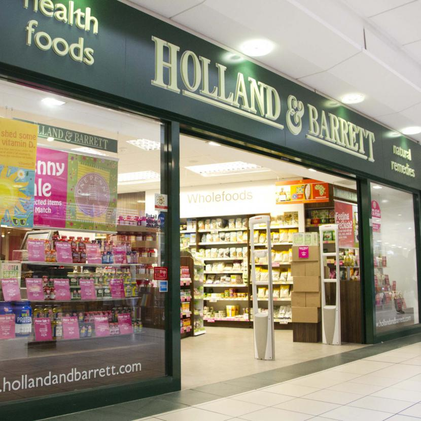 Holland and Barrett Image