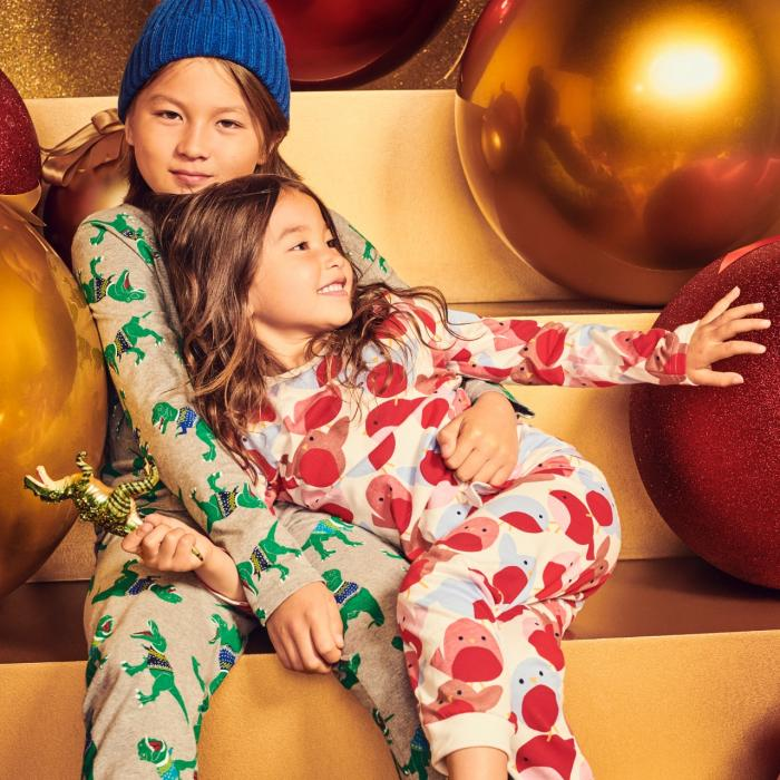M&S Winter Kids