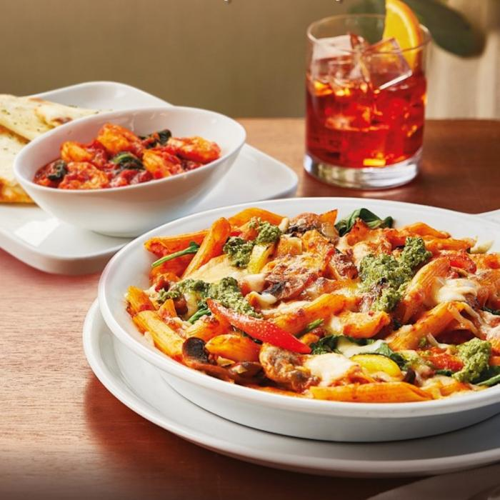 Prezzo : New seasonal menu | PLUS 2 courses from £10