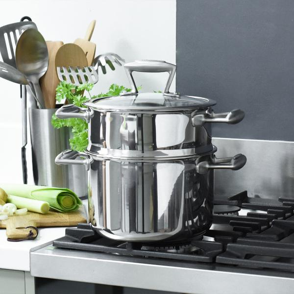 ProCook   Free steamer with selected cookware sets