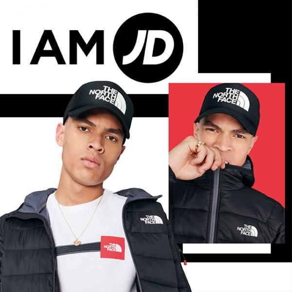 Outerwear and layering at JD Sports