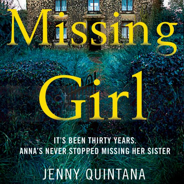 The Missing Girl book Waterstones