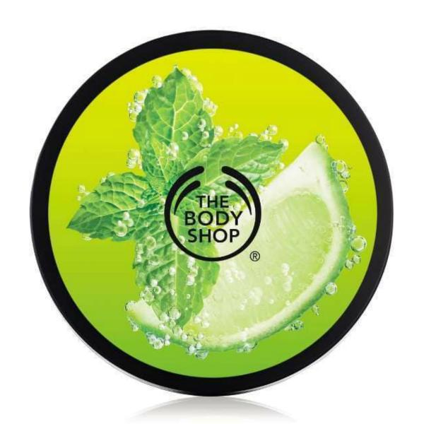 Mojito Body butter at The Body Shop