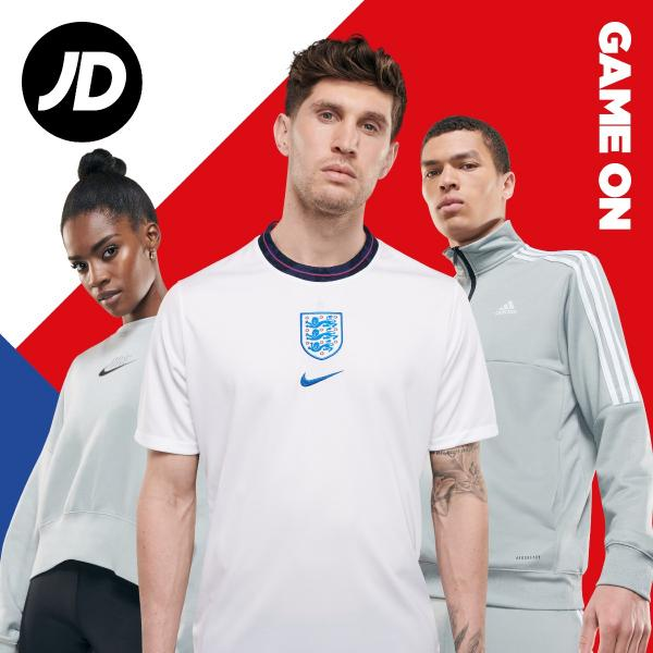 JD Sports, Euro 2020